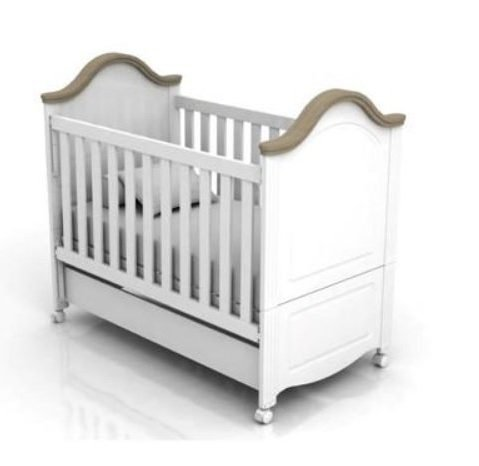 berço victoria bilila baby quater quarto de bebe